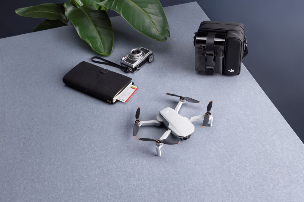 Pack Light, Fly Free With The Small But Mighty DJI Mini 2