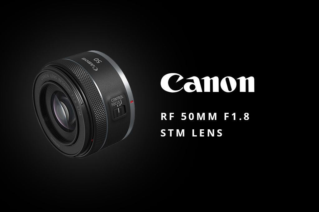 "The RF 50mm F1.8 STM: Canon's Beloved ""Nifty Fifty"" Gets A Mirrorless Update"