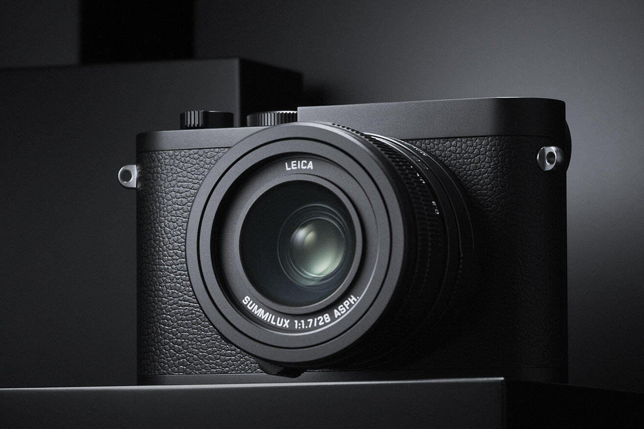 The Leica Q2 Monochrom Returns Us To Photography's Essence