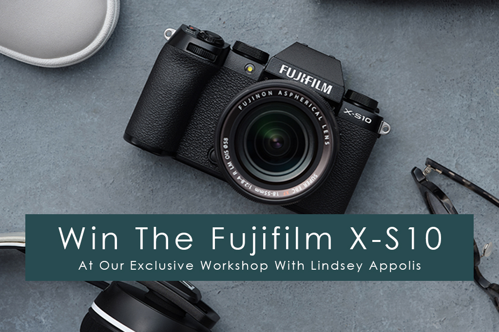Win A Fujifilm X-S10 Mirrorless Camera With Orms And Fujifilm!