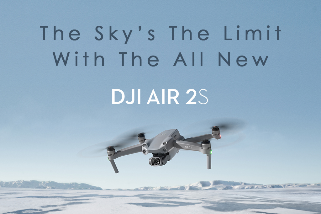 Capture It All With The All In One DJI Air 2S