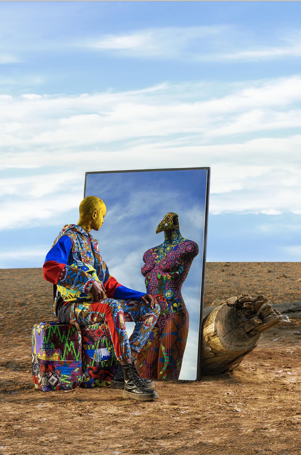 NYAMBO MASAMARA. The Seer. 2021.