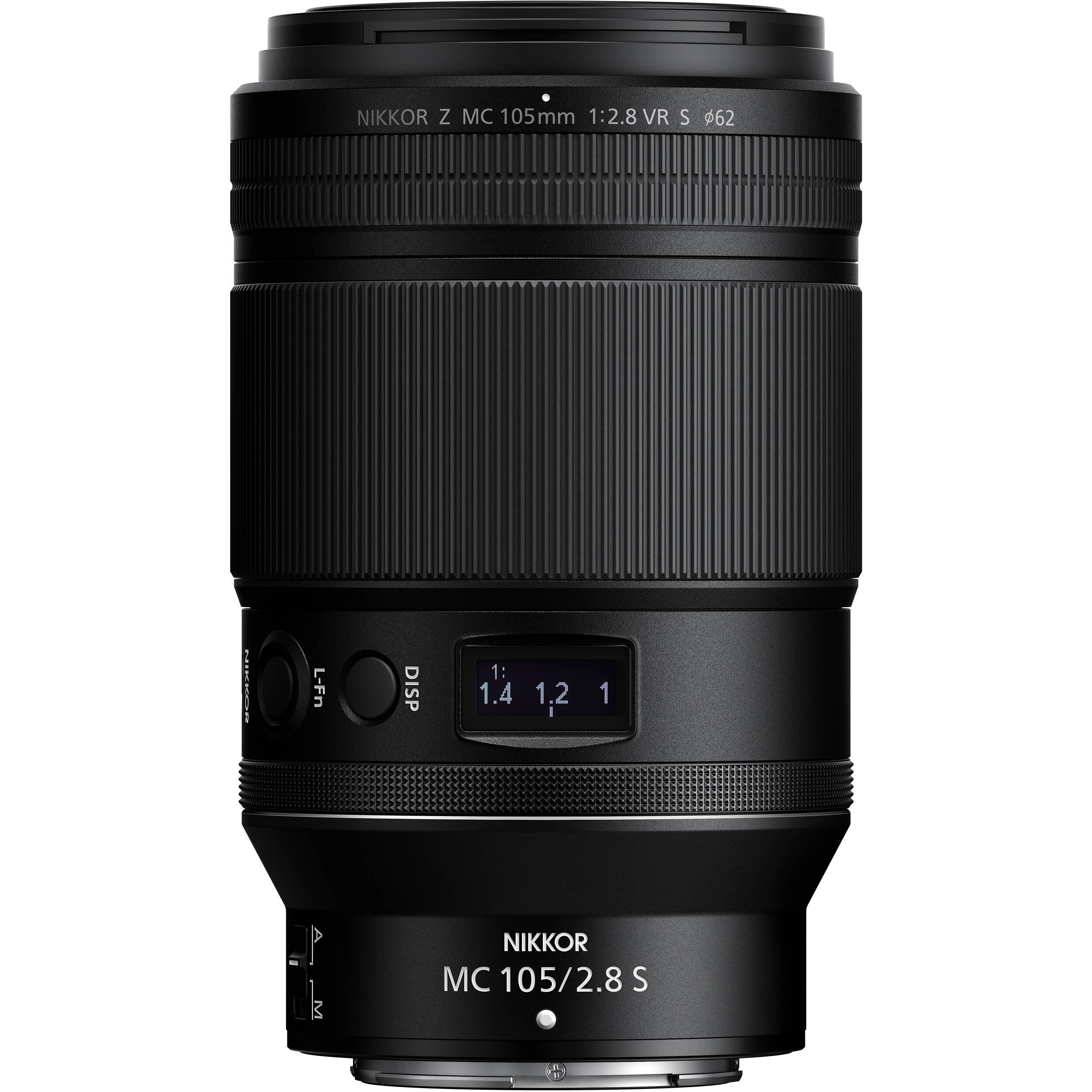 NIKKOR Z MC 105mm f/2.8 alternative view
