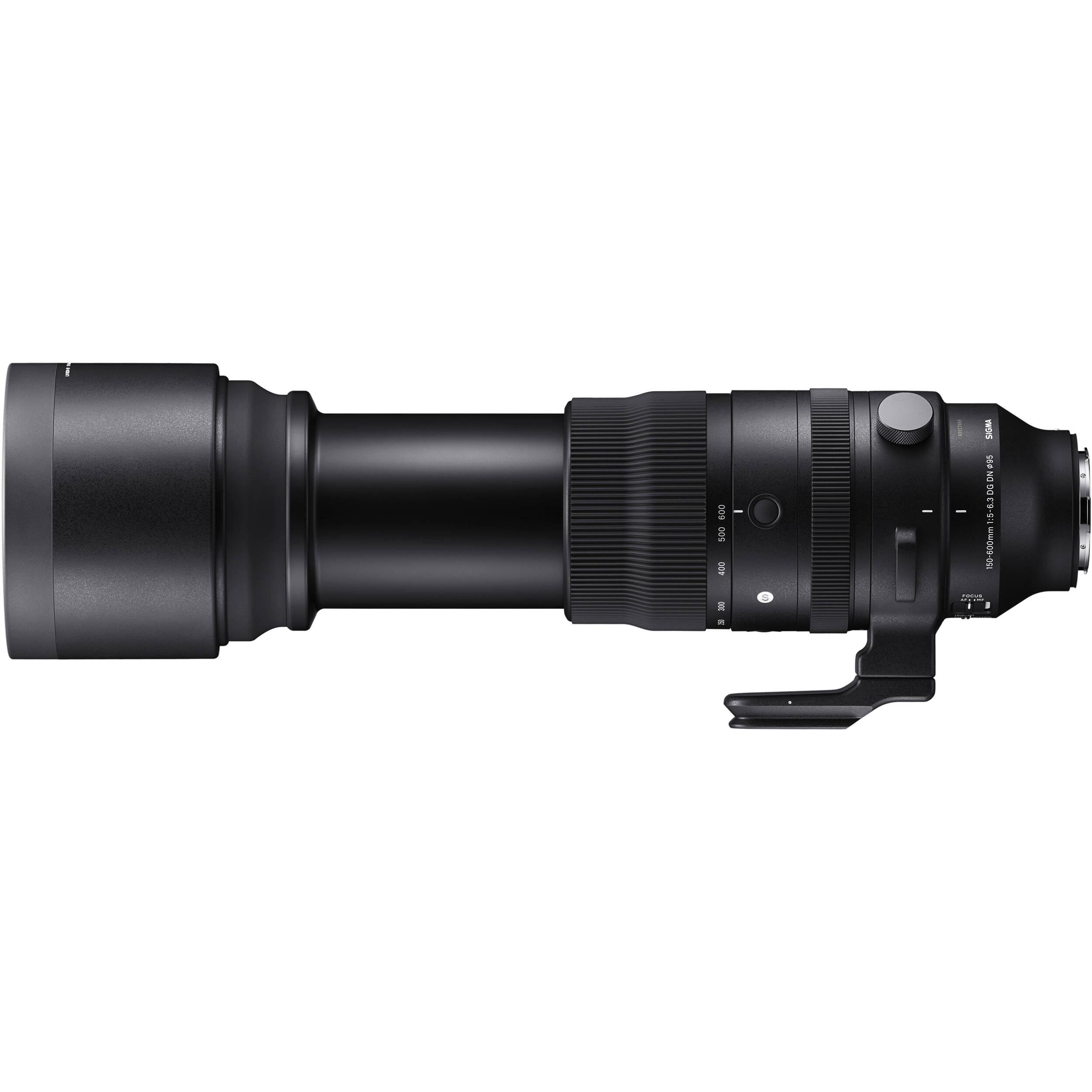 Sigma 150-600mm F5-6.3 DG DN OS Lens