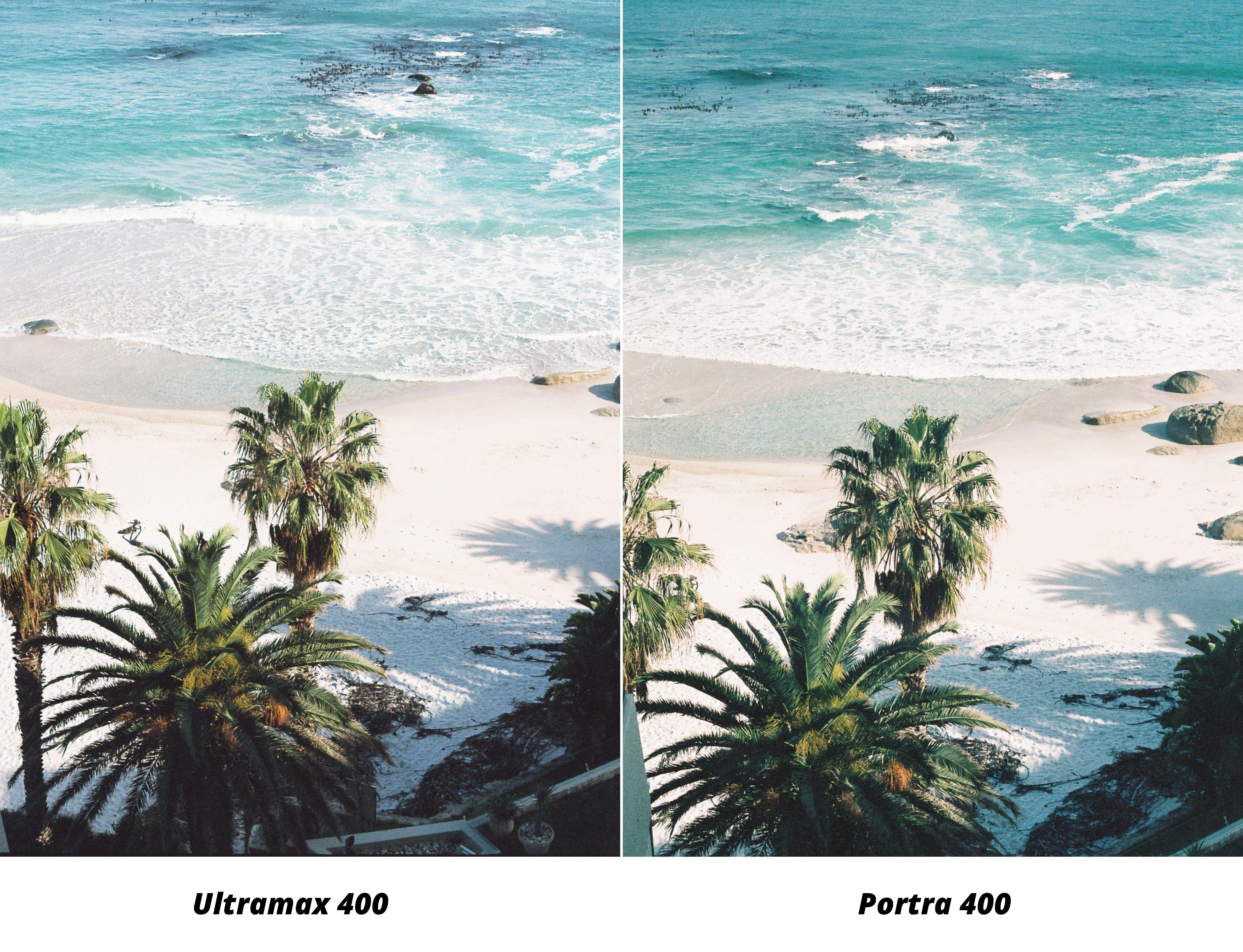 portra 400 vs Ultramax 400