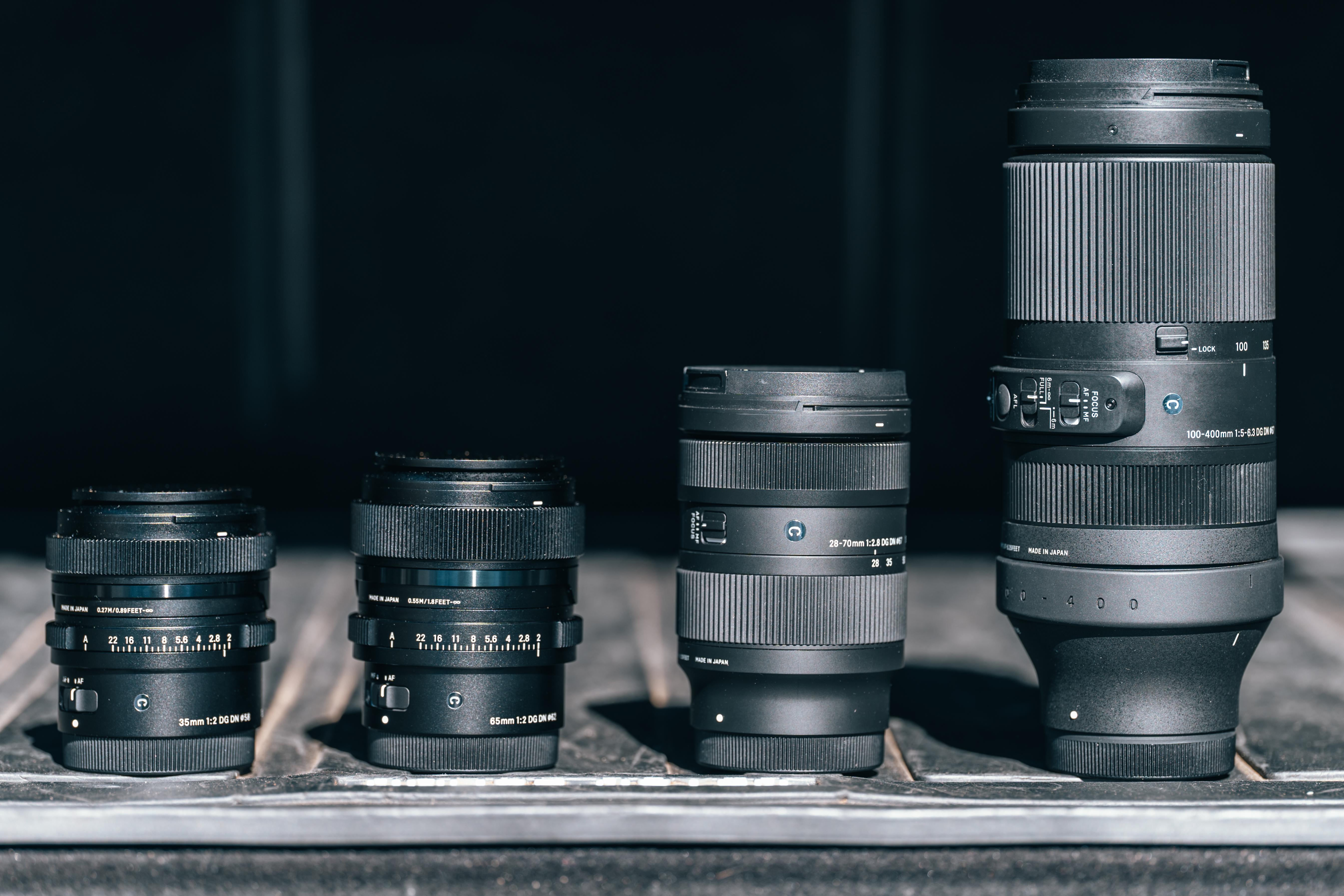 Sigma Contemporary DG DN lenses