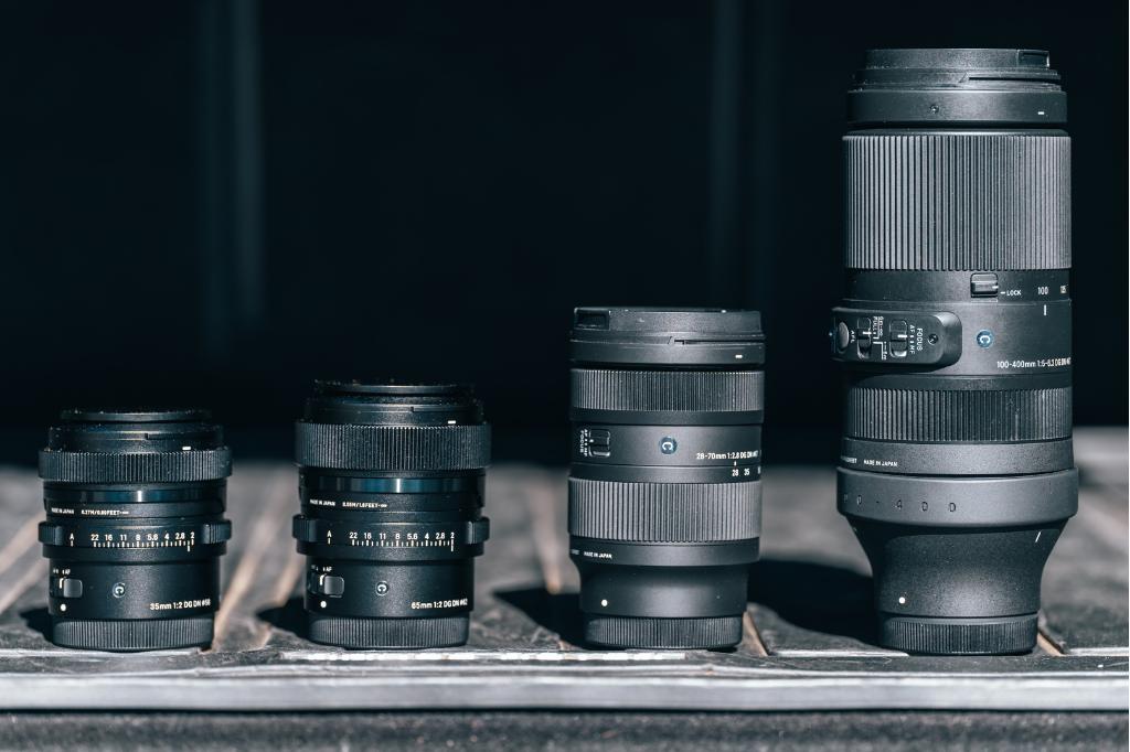 Craig Rhodes-Harrison Reviews The Sigma Contemporary DG DN Lenses For Sony
