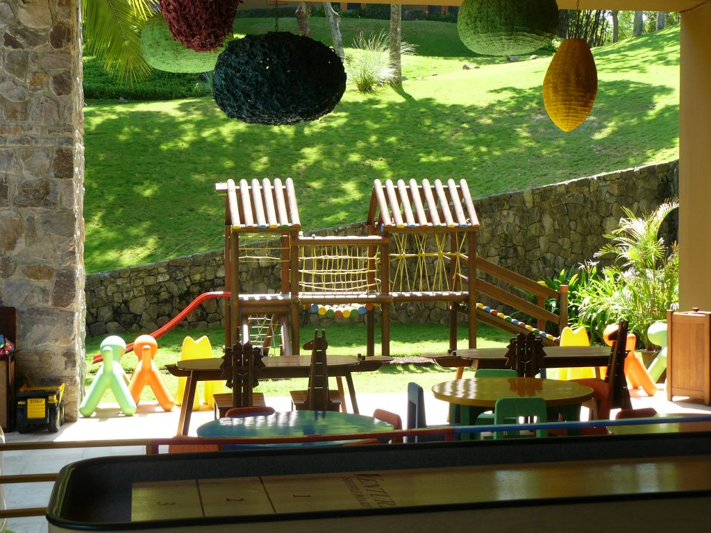 Children activities at Four Seasons Costa Rica