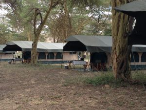 A&K Mobile Tented Camp