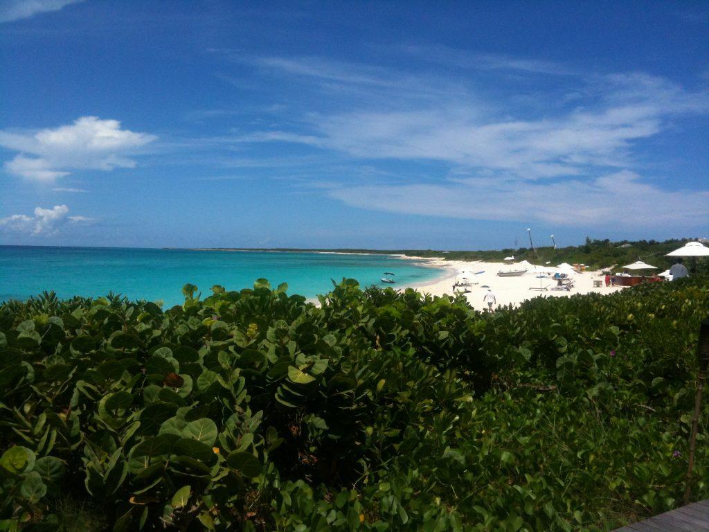 Malcolm's Beach, Amanyara