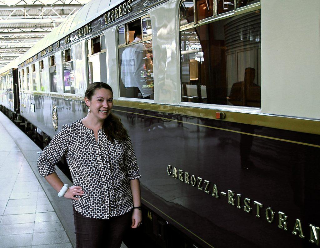 The Venice Simplon-Orient-Express - Ourisman ...