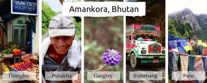 Amankora Bhutan Blog Header