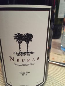 who would have thought such great wines could come from a desert with so little water!?