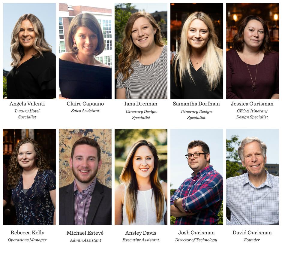 Team Ourisman: Ourisman Travel