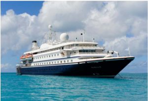 specialty cruises: Sea Dream