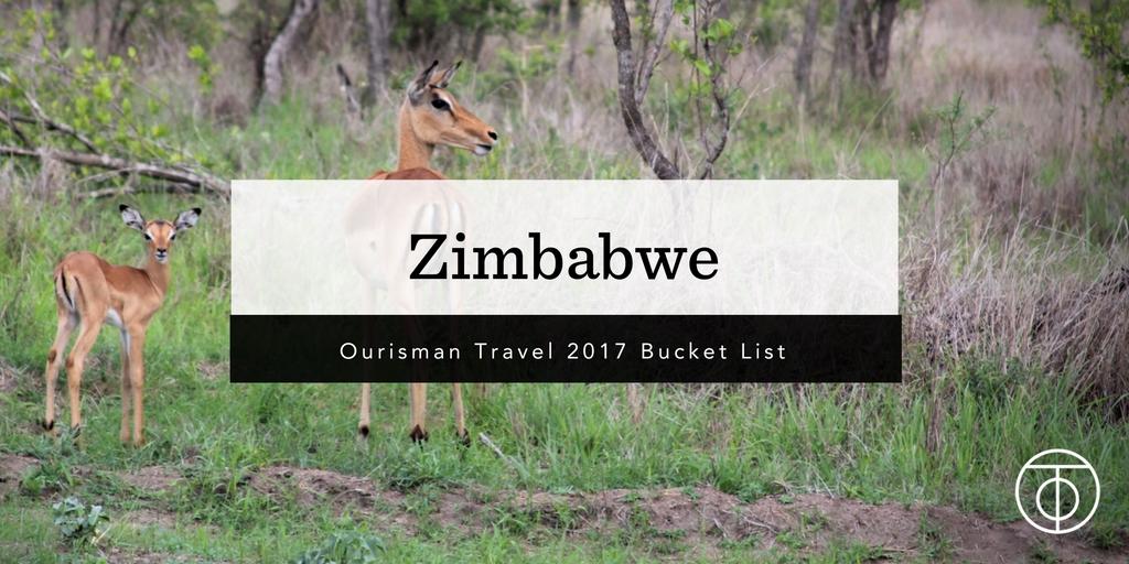 Zimbabwe_Ourisman Travel 2017 Bucket List