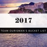2017 2017 Team Ourisman Bucket List