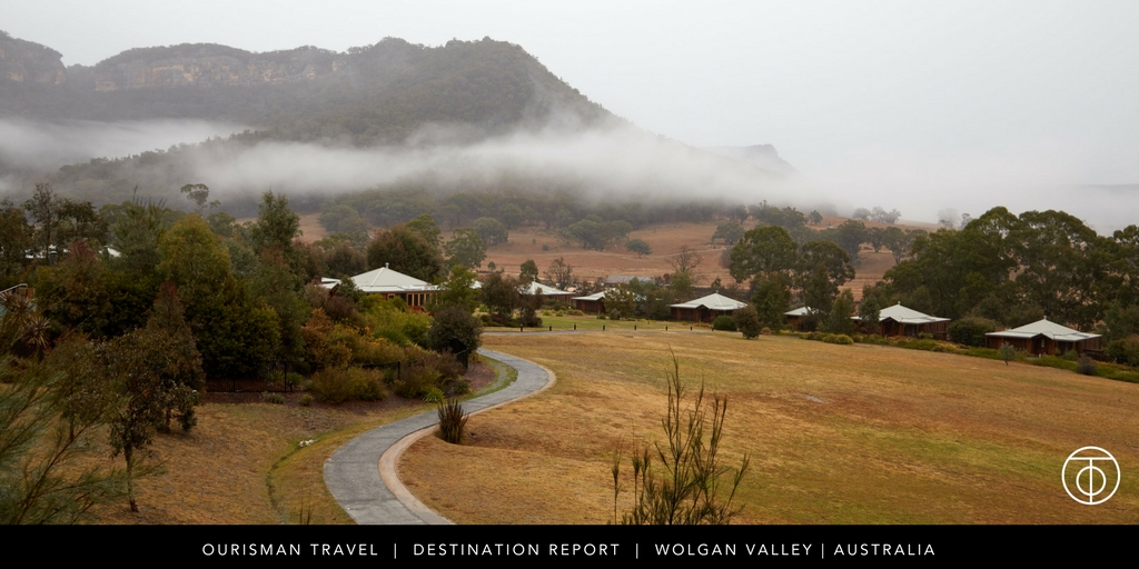 Australia - Wolgan Valley