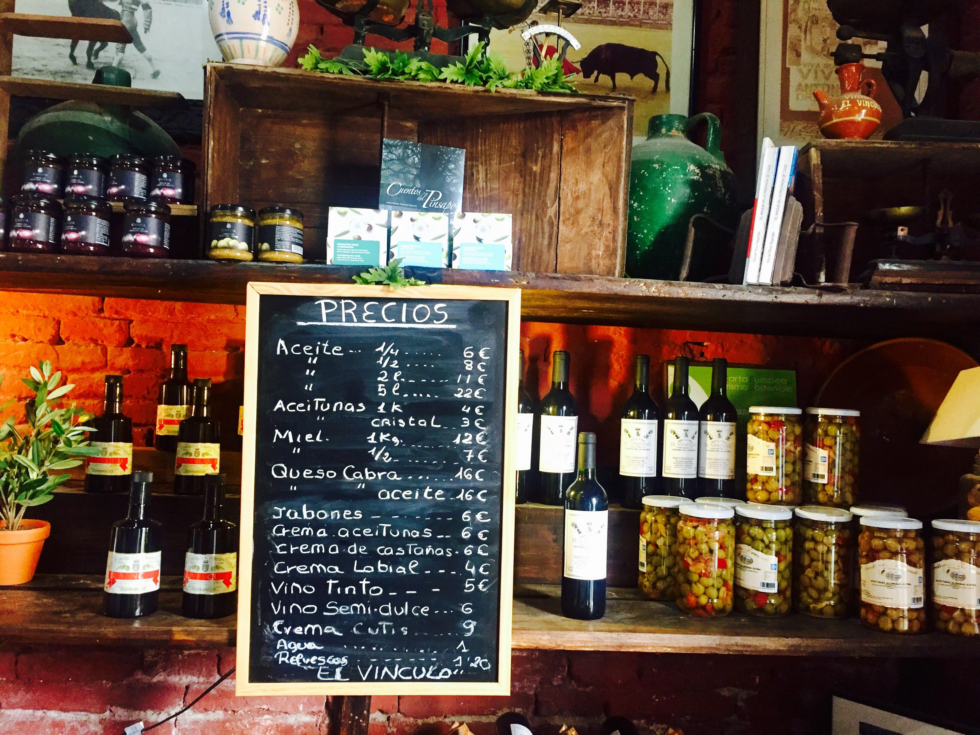 Spain: El Vinculo Olive Oil