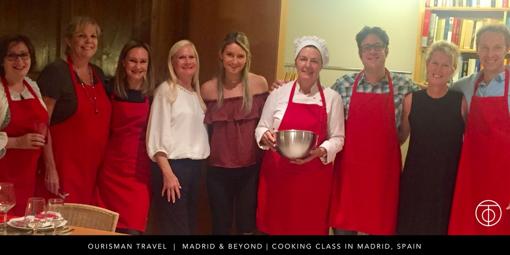Madrid - Cooking Class