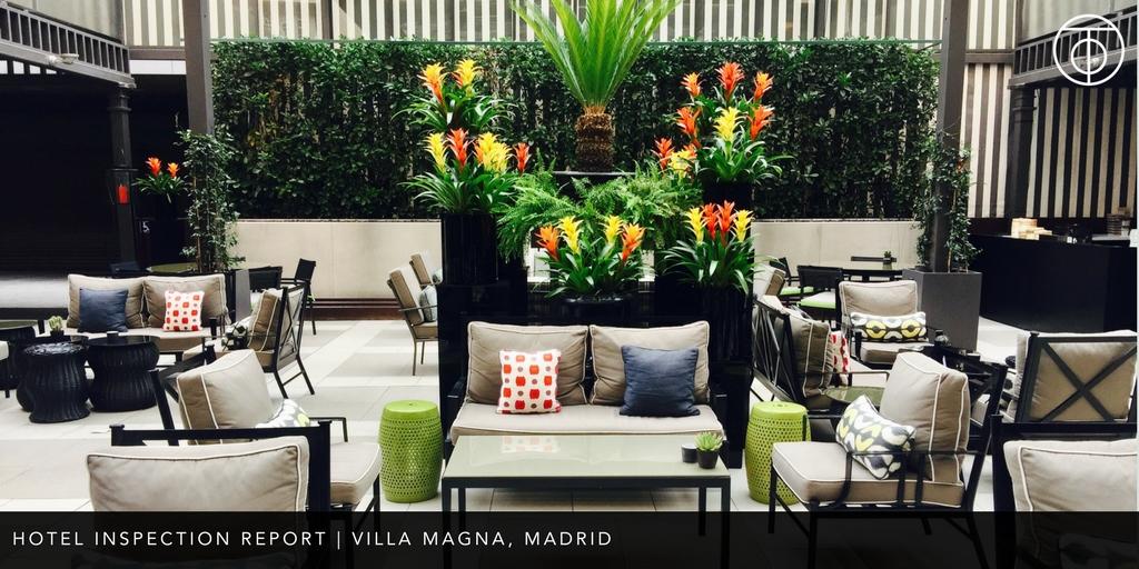 Madrid - Villa Magna