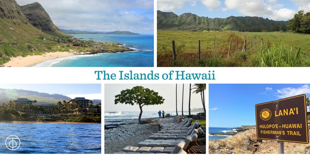Islands of Hawaii
