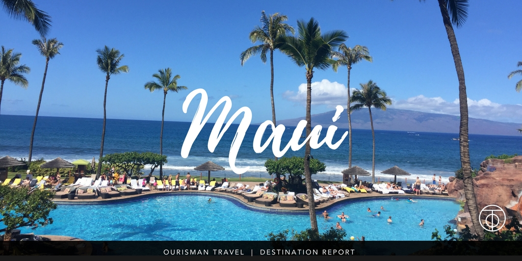Maui luxury travel