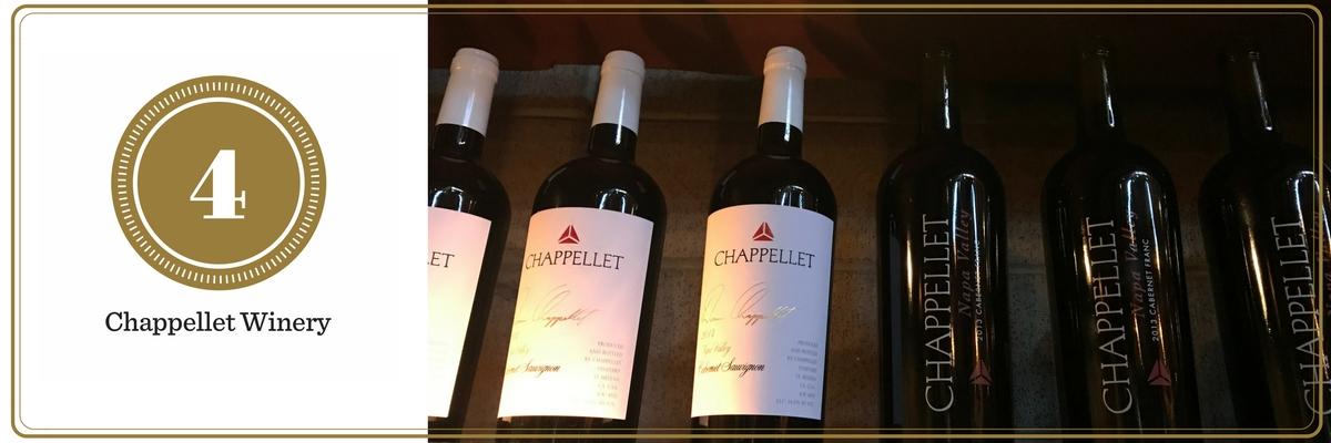 California Wine Tasting: Chappellet