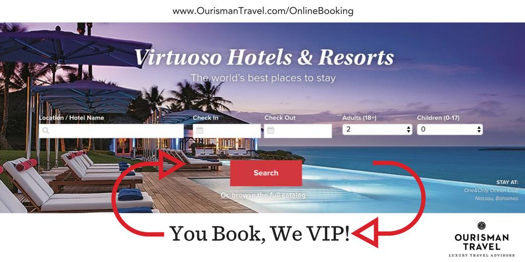 Virtuoso Booking Tool