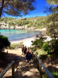 Camí de Cavalls Hike in Menorca
