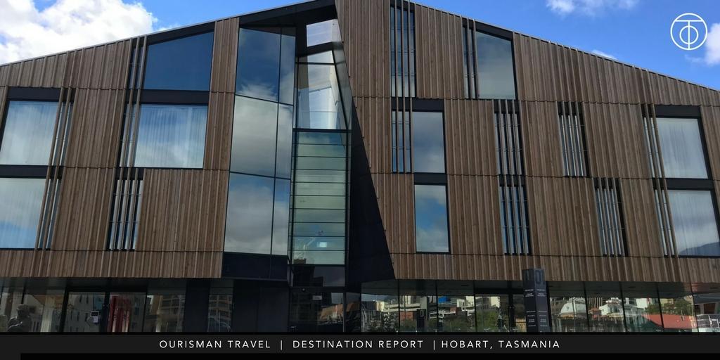 Hobart: Macq01 hotel