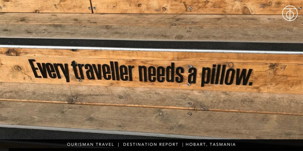 Hobart: Macq01 traveller