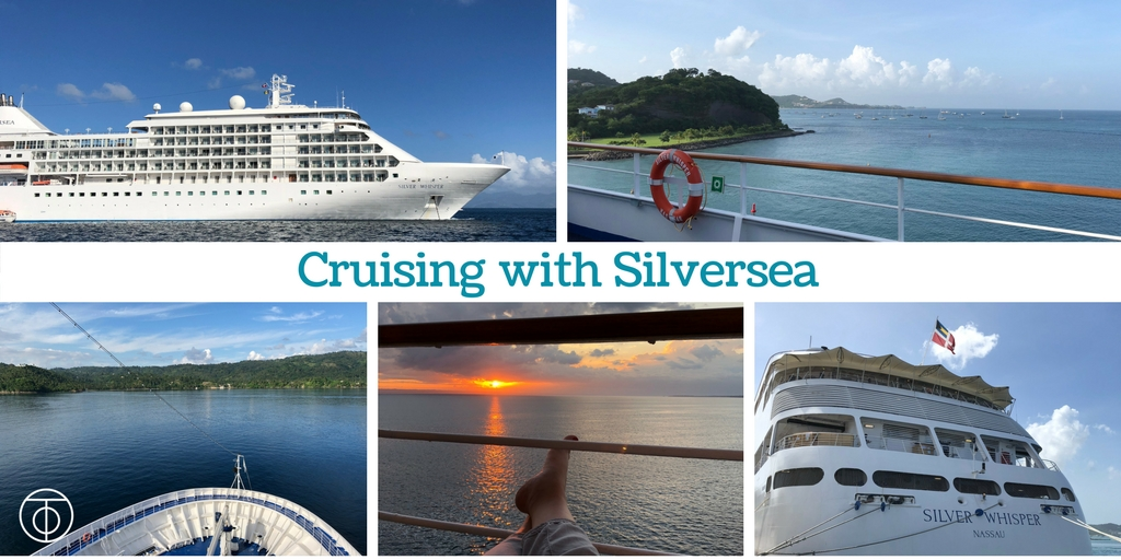 Luxury Cruising - Silversea