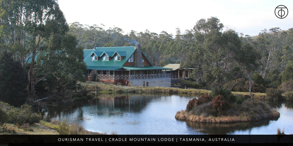 Tasmania Cradle Mountain Lodge