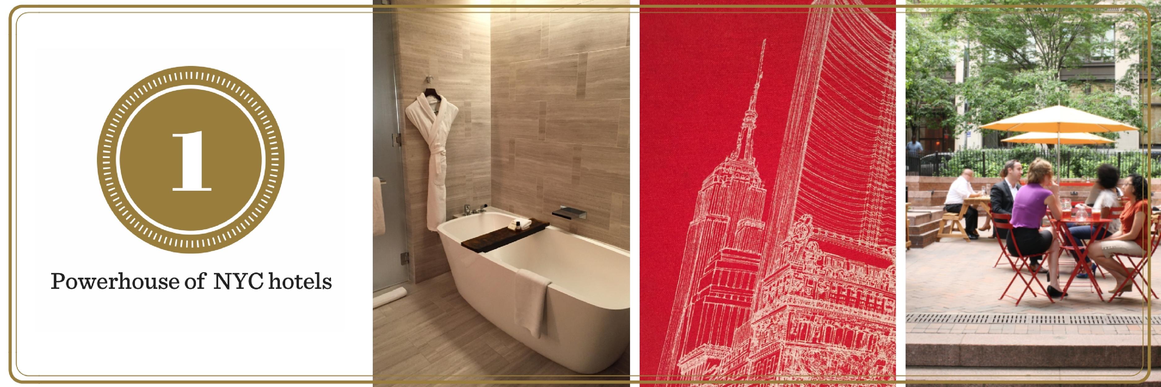 Hyatt NYC hotels