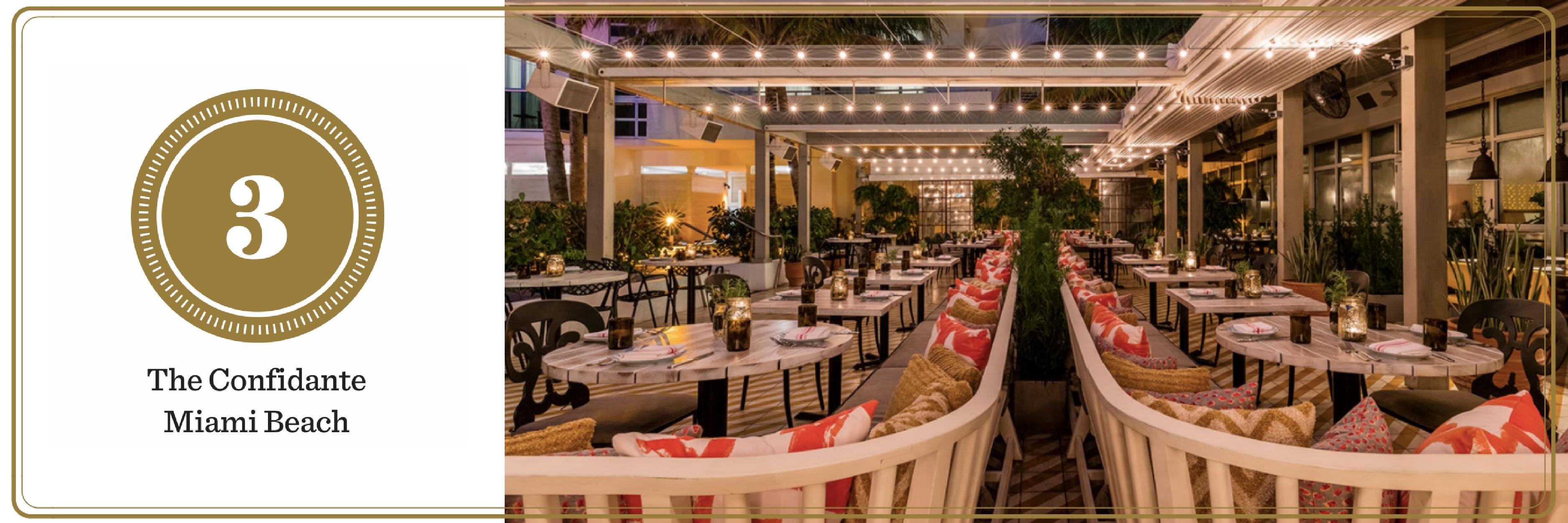 Hyatt - The Confidantes Miami Beach