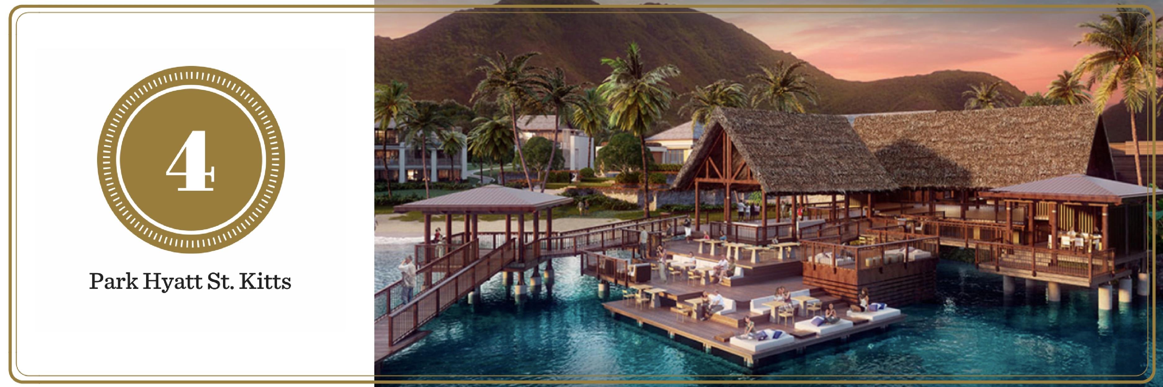 Hyatt - Park Hyatt St. Kitts