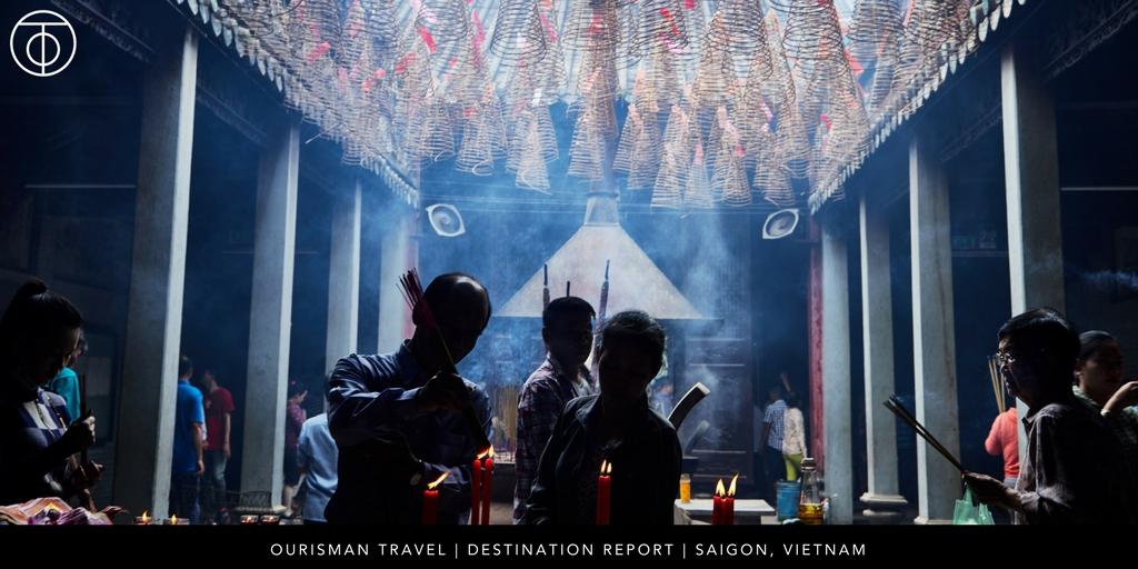 Vietnam Itinerary - Thien Hau Pagoda