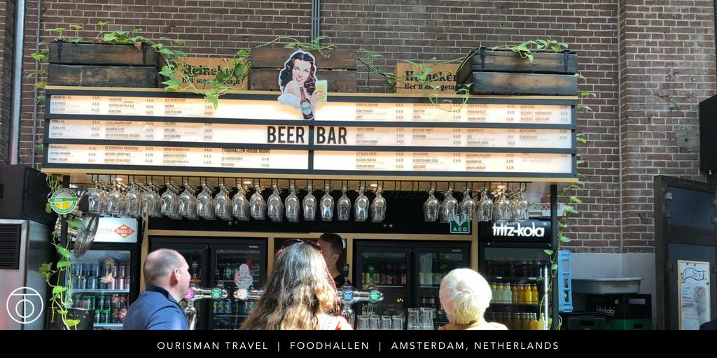 U by Uniworld: free time in Amsterdam