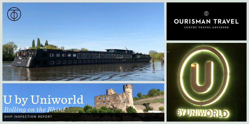 U by Uniworld: A fresh take on River Cruising