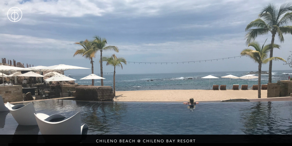 Swimmable Beaches of Cabo: Chileno Bay Resort