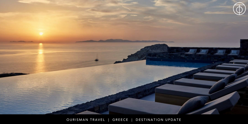 Greece luxury travel