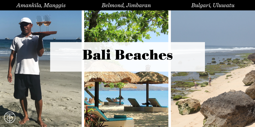 luxury hotels of Indonesia Bali Beaches