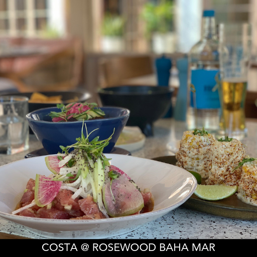 Dining at Baha Mar _ Costa at Rosewood