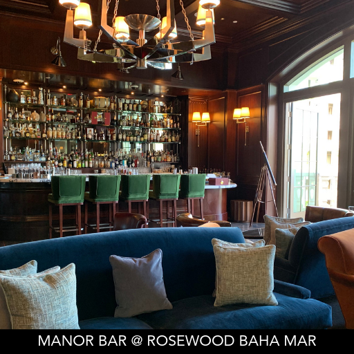 Dining at Baha Mar _ Manor Bar