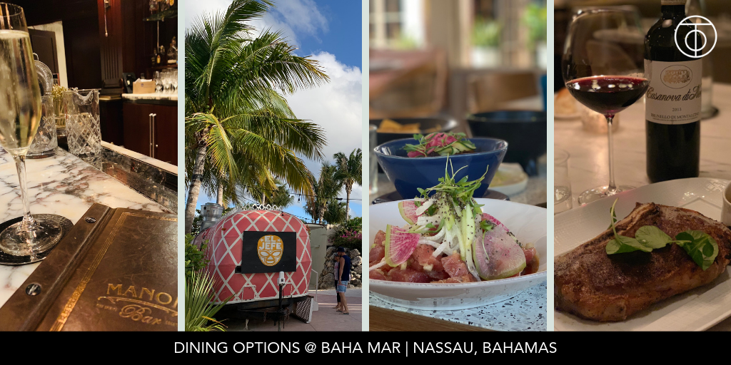Dining at Baha Mar_ Header Image