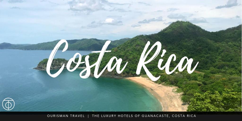 luxury hotels of Guanacaste, Costa Rica