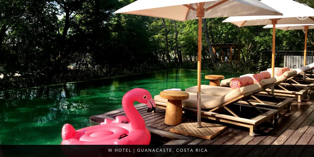 Luxury Hotels of Guanacaste: W Costa Rica