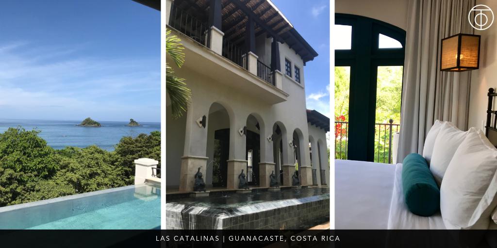 luxury hotels of Guanacaste: Las Catalinas