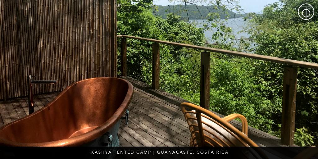 luxury hotels of Guanacaste: Kasiiya Tented Camp